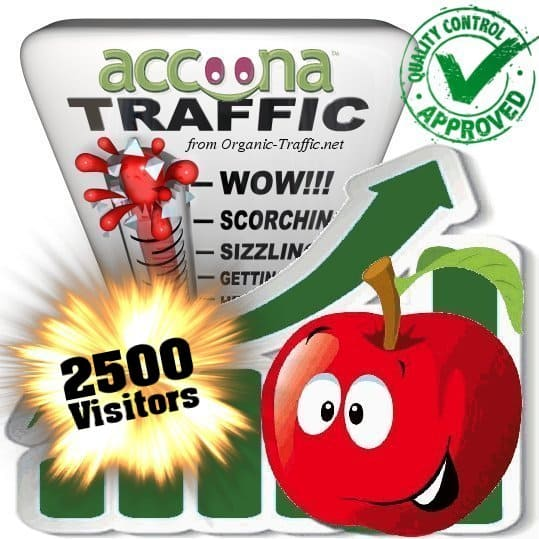 2500 accoona search traffic visitors