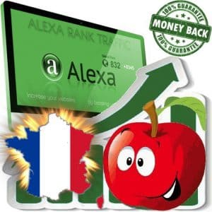 Buy Alexa Rank Traffic (France)