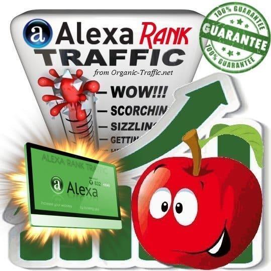 alexa rank traffic