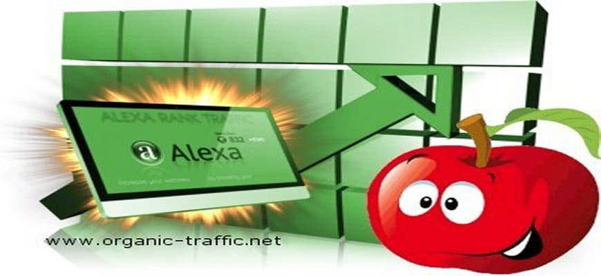 alexa web traffic