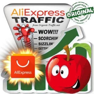 Buy AliExpress.com Web Traffic