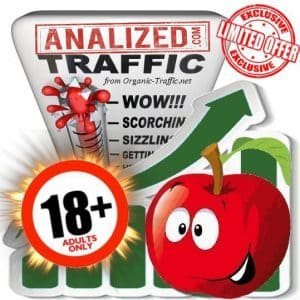 Buy Analized.com Traffic