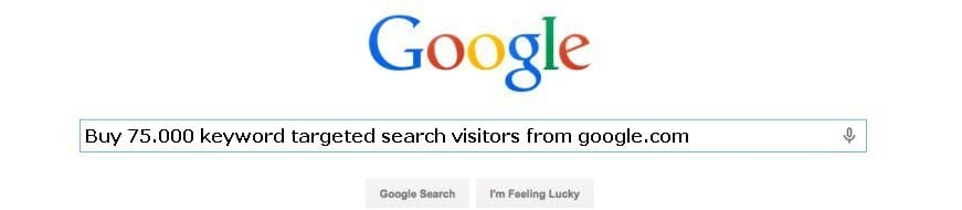 banner google keyword traffic