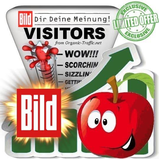 Buy Bild.de Website Traffic