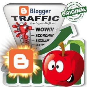 Buy Blogger.com Web Traffic