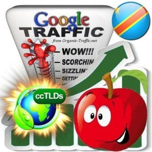 buy google democratic rep. congo organic traffic visitors