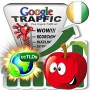 buy google ivory coast organic traffic visitors