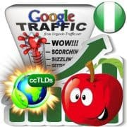 buy google nigeria organic traffic visitors