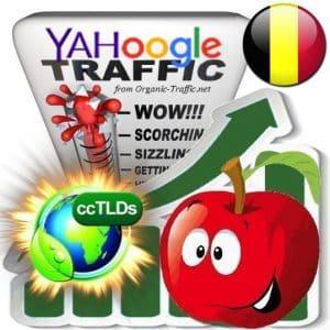 Buy Google & Yahoo Belgium Webtraffic