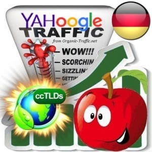 buy google.de & yahoo germany traffic