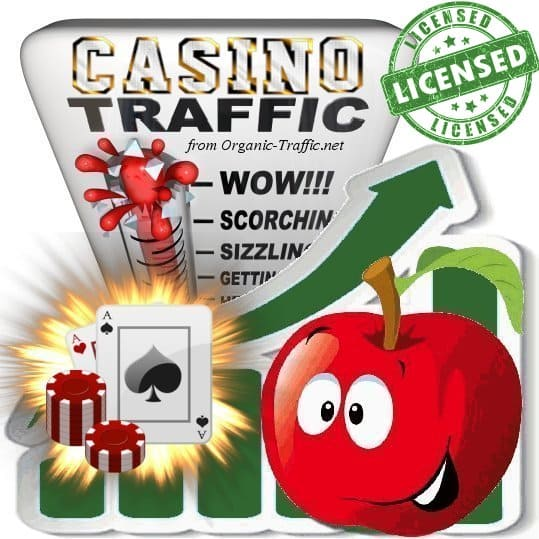 casino traffic visitors