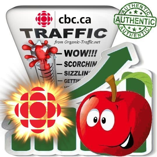 Buy Web Traffic - CBC.ca