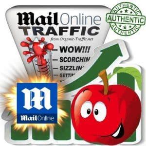 Buy Web Traffic - DailyMail.co.uk