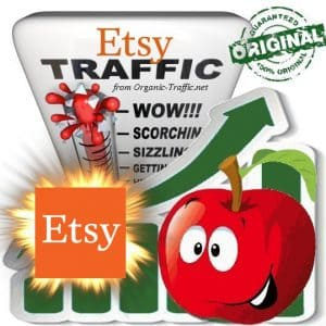 Buy Etsy.com Web Traffic