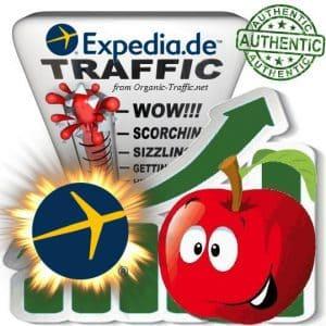 Buy Targeted Traffic - Expedia.de