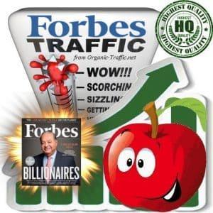 Buy Forbes.com Referral Web Traffic