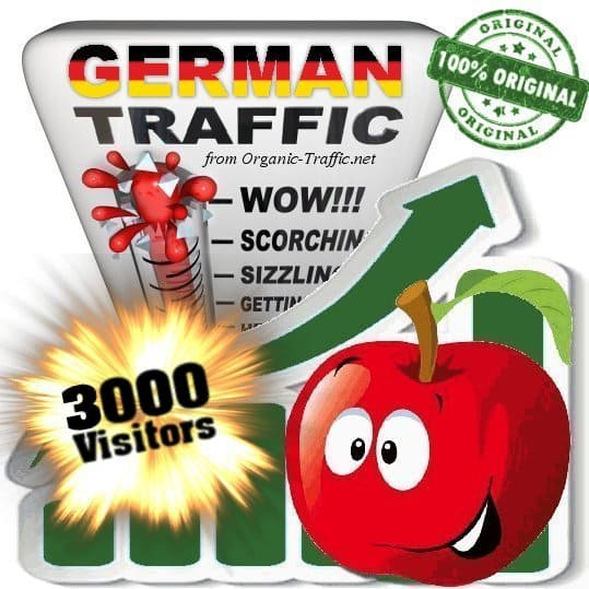 buy 3000 german traffic visitors