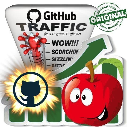 Buy GitHub.com Referral Web Traffic
