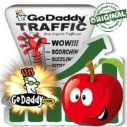 Buy GoDaddy.com Web Traffic