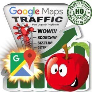 Buy Google Maps Traffic