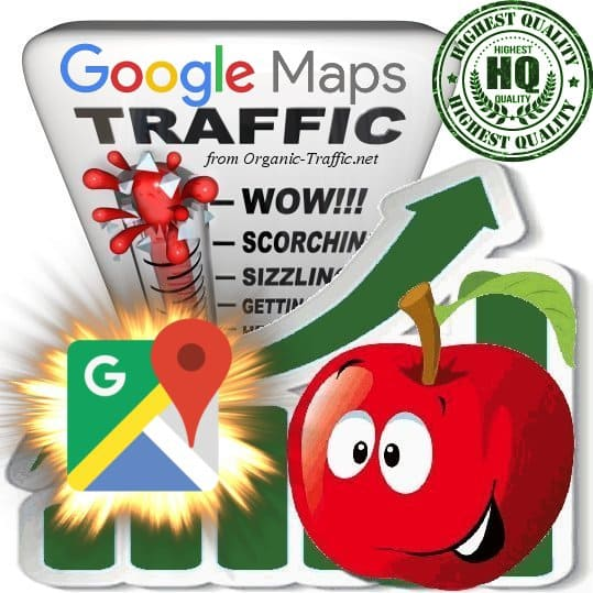 Buy Google Maps Traffic