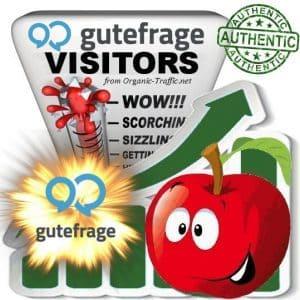 Buy GuteFrage.net Website Traffic