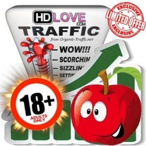 Buy HDlove.com Adult Traffic