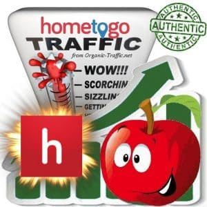Buy Targeted Traffic from HomeToGo.de