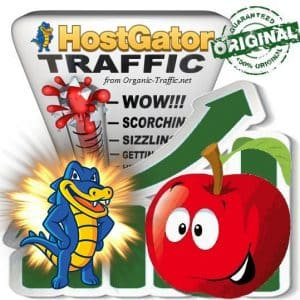 Buy Hostgator.com Web Traffic
