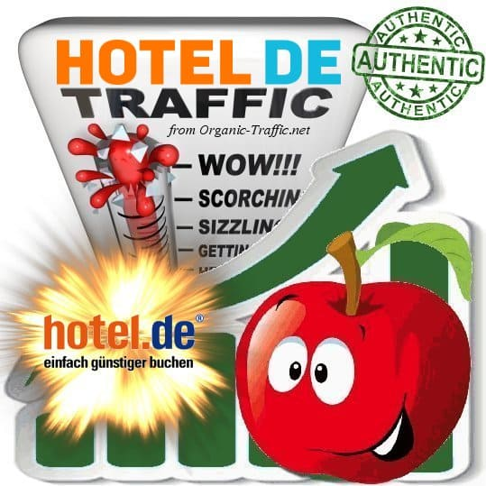 Buy German Traffic » Hotel.de