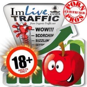 Buy Imlive.com Adult Traffic