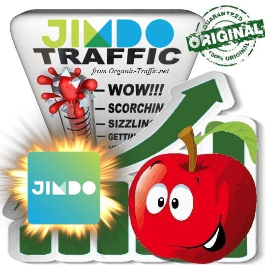 Buy Jimdo.com Web Traffic