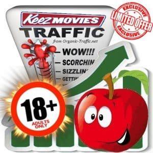 Buy Keezmovies.com Adult Traffic