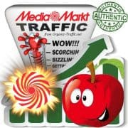 Buy Website Traffic Mediamarkt.de