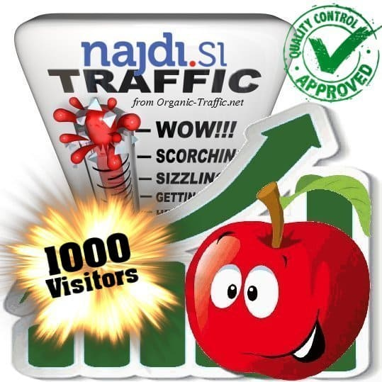 buy 1000 najdi search traffic visitors