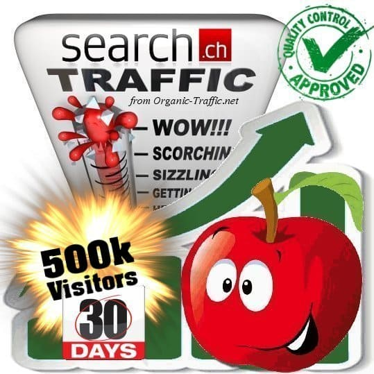 buy 500.000 search.ch traffic visitors 30 days