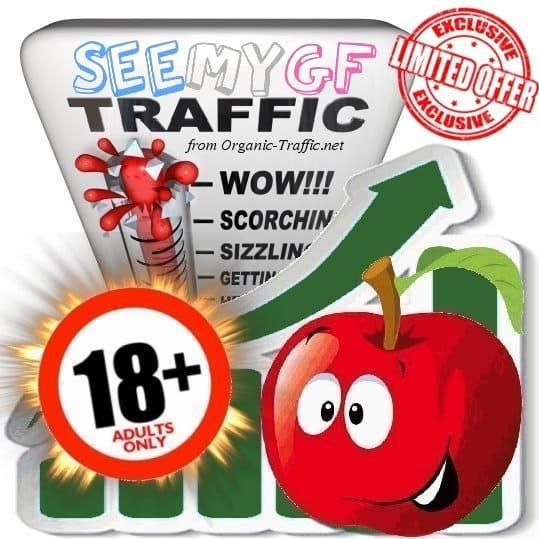 Buy SeeMyGf.com Adult Traffic
