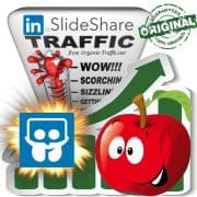 Buy Slideshare.net Web Traffic