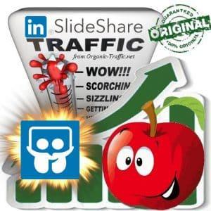 Buy Slideshare.net Web Traffic