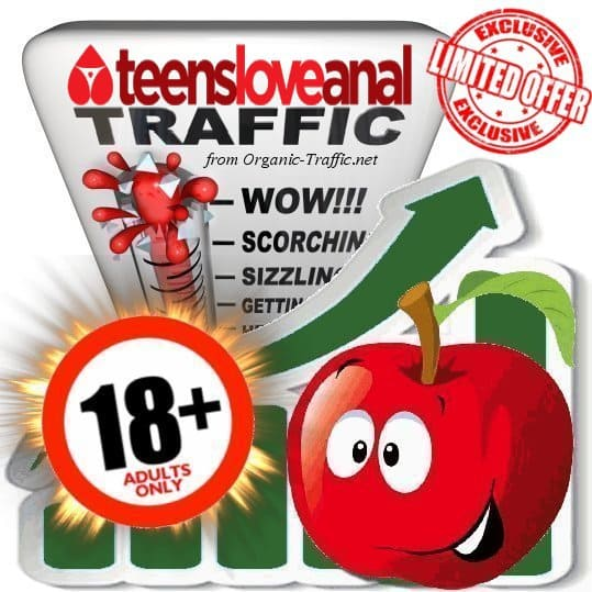 Buy Teensloveanal.com Adult Traffic