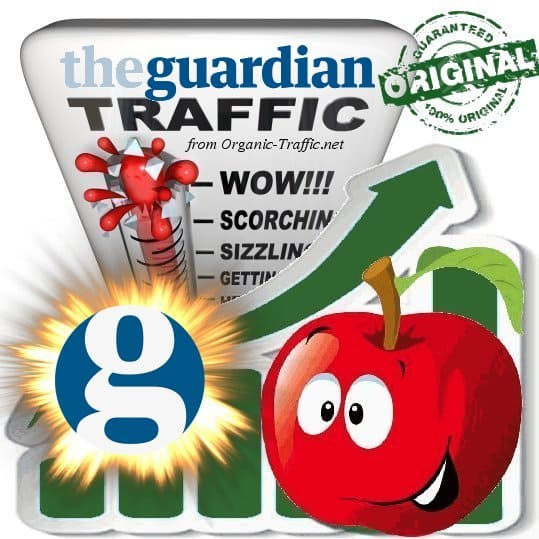 Buy TheGuardian.com Web Traffic