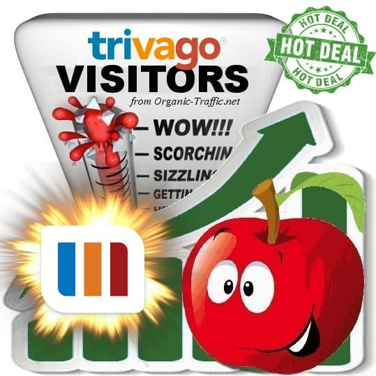 Buy Trivago.de Website Traffic