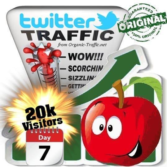 buy 20k twitter social traffic visitors 7 days