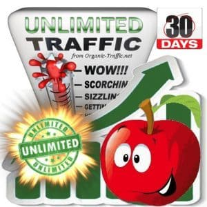 Buy Unlimited Web Traffic
