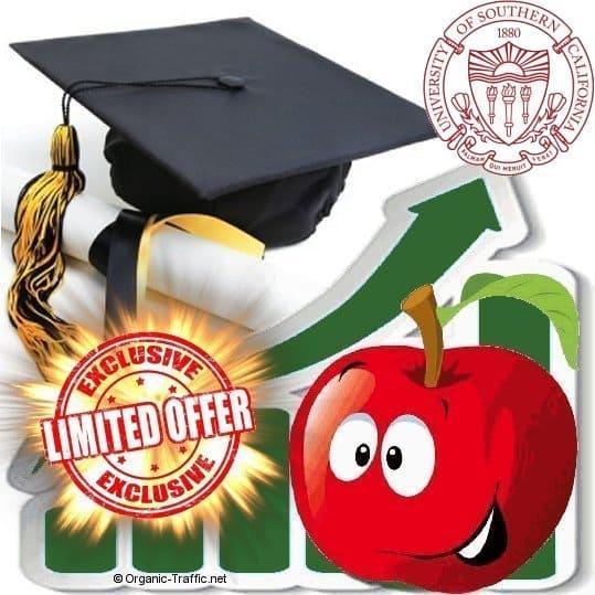 Buy University Traffic » USC.edu