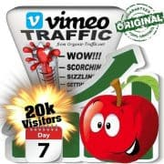 buy 20k vimeo social traffic visitors in 7 days