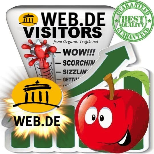 Buy Web.de Website Visitors