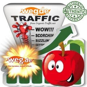 Buy Targeted Website Traffic - Weg.de