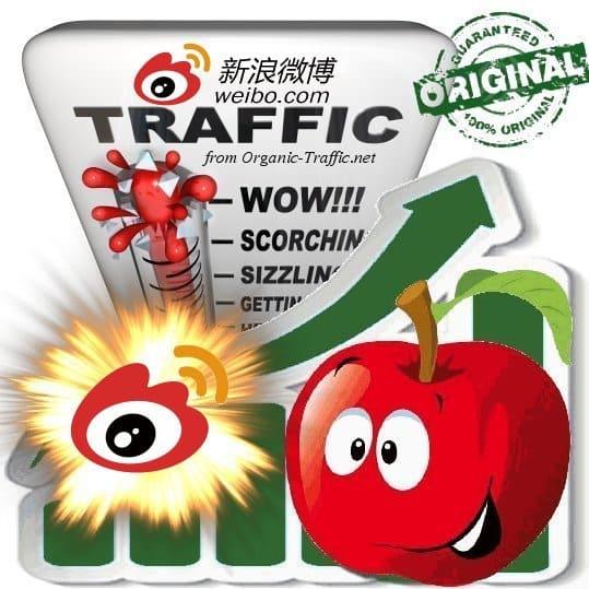 Buy Weibo.com Web Traffic