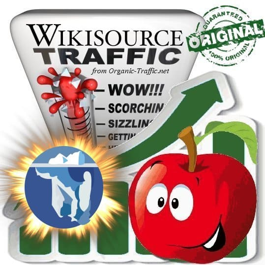 Buy Wikisource Web Traffic Service